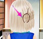 Princesses Student Hairstyle Design